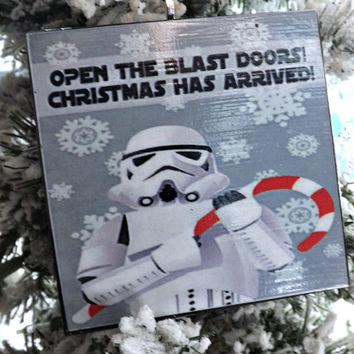 Star Wars Stormtroopers Christmas Ornament- Holiday Geekery Gift