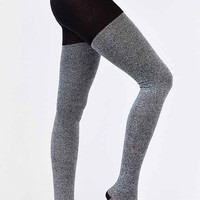 Colorblock Marled Tight- Grey M/L