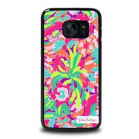 LILLY PULITZER SUMMER Samsung Galaxy S7 Edge Case Cover