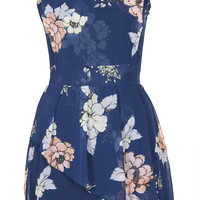 **Floral Peplum Dress by Wal G - New In This Week  - New In