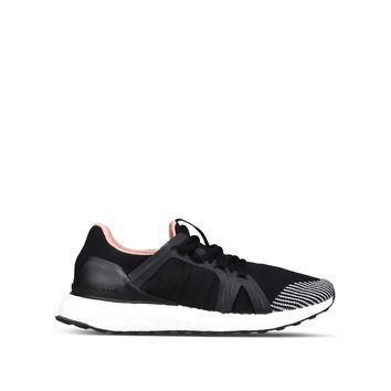 Black Ultra Boost Running Shoes - Adidas By Stella Mccartney
