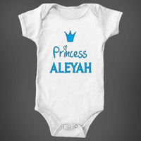 Frozen Princess Aleyah Baby Girl Name