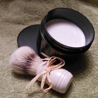 Mens Shaving Kit - Natural Shea Butter for a creamy smooth shave