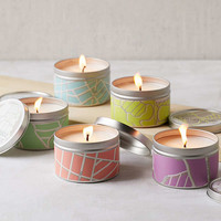 City Scapes Tin Candle | Urban Outfitters