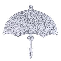 Umbrella Design Metal Die Cutting Dies Scrapbooking Embossing Folder Troqueles Fustella Big Shot Die Cuts for DIY Album Decor