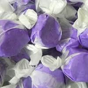 Huckleberry Salt Water Taffy 1/2 lb