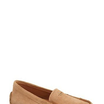 COACH 'Amber' Driving Moccasin (Women) | Nordstrom