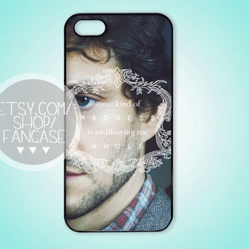Hannibal NBC Fannibal iPhone 4 4s 5 Case Will Graham Quote Hugh Dancy Mads Mikkelsen