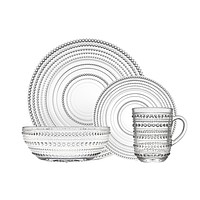 Lumina 16pc Dinnerware Set