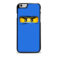 NINJAGO LEGO blue Iphone 6 plus Case