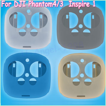 1pcs New products remote control Quadcopter Silicone protective sleeve for DJI Inpsire Phantom 3 4