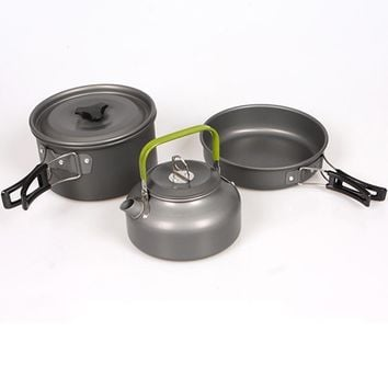 Aluminum Outdoor Cookware