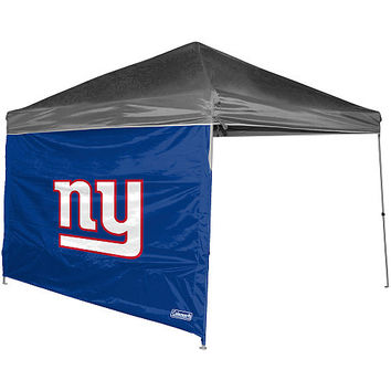 New York Giants NFL 10' x 10' Straight Leg Shelter Side Wall