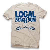 Local Beach Bum T-Shirt