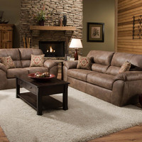 Ulysses Riverrock Sofa and Loveseat