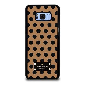 KATE SPADE POLKADOTS Samsung Galaxy S8 Plus Case Cover