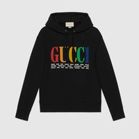 Gucci - Gucci Cities hooded sweatshirt