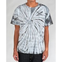 Fourstar Pirate Tie Dye T-Shirt - Men's at CCS