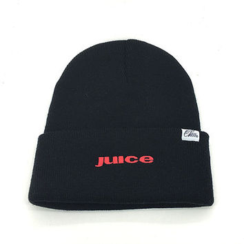Juice Beanie in Black