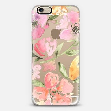 Floral iPhone 6 case by Ashley Lynn Kesler | Casetify