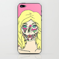 AGE  iPhone & iPod Skin by BAMBI ONASSIS