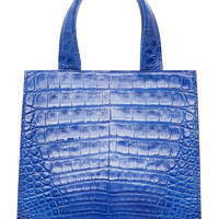 M'O Exclusive Mini Crocodile Tote | Moda Operandi