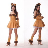 Cosplay Anime Cosplay Apparel Holloween Costume [9220291908]