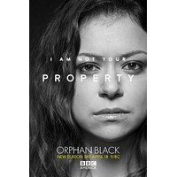 Orphan Black Poster Standup 4inx6in
