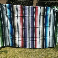 mexican fabric / urban outfitters/ anthropologie/ boho/ hippie / mexican fabric/ yoga/ beach