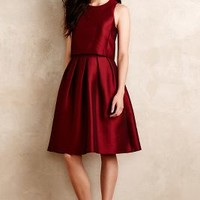 4.collective Tiered Minka Dress in Red Size: