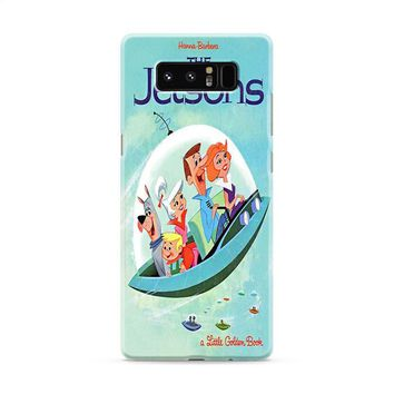A Little Golden Book The Jetsons Samsung Galaxy Note 8 Case