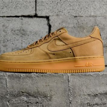 "Nike Air Force 1 Low ""Flax"" AA4061-200"