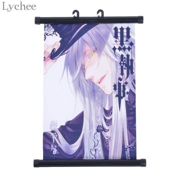 Lychee Japanese Anime Black Butler Wall Poster Canvas Scroll Painting Home Wall Print Modern Art Decor Poster