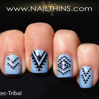Tribal Nail Decal NAILTHINS Nail Art Design