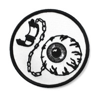 Mishka X BC Patch (Glow-in-the-Dark)