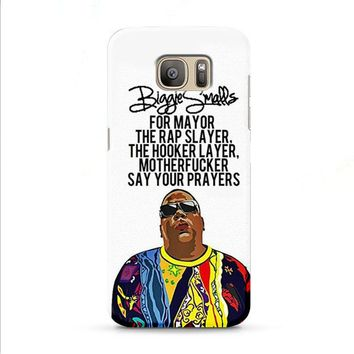 Biggie Smalls Quotes Samsung Galaxy J7 2015 | J7 2016 | J7 2017 case