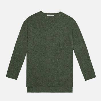 Pigtail Mercer Sweater / Olive