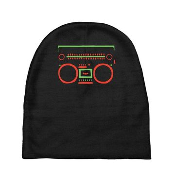 a tribe called quest   speaker hip hop the cutting edge Baby Beanies