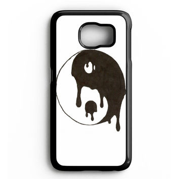 yin and yang Samsung Galaxy S4 Galaxy S5 Galaxy S6 Edge Case | Note 3 Note 4 Note 5 Case