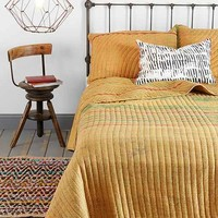 Noodle Jaipur Overdyed Quilt-