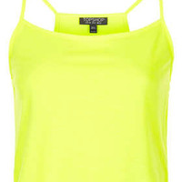 Fluorescent Crop Cami Top - New In This Week  - New In