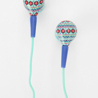 Printed Earbud Headphones