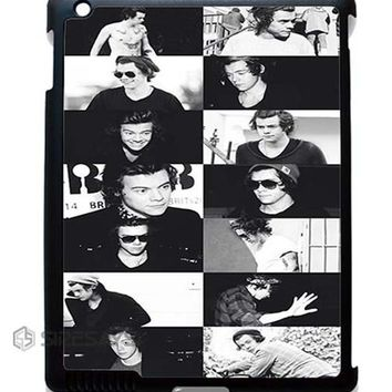 Harry Styles Collage ipad case, Best Ipad Mini Case, iPad Pro case, Custom Cases For Iphone 6, Phone Cases For Samsung Galaxy S5