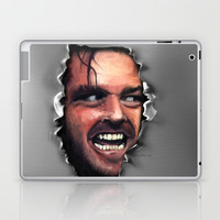 Fear. Laptop & iPad Skin by Emiliano Morciano (Ateyo)