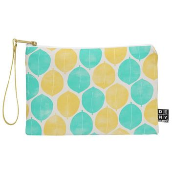 Allyson Johnson Summer Leaves Pouch