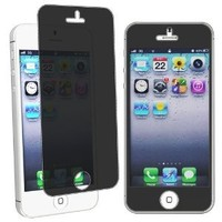 Importer520 Anti-Spy Privacy Screen Protector Compatible with iPhone 5S / iPhone 5C / iPhone 5