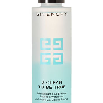 Givenchy Beauty - 2 Clean To Be True Intense & Waterproof Dual-Phase Eye Makeup Remover, 120ml