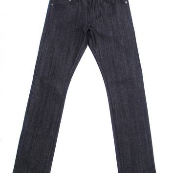 Kennedy Denim Co. - Standard Raw Denim (Midnight Indigo)