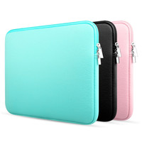 "Newest Sleeve Case For Macbook Laptop AIR PRO Retina 11"",12"",13"",15 inch, Notebook Bag 14"" ,13.3"",15.4"",Free"