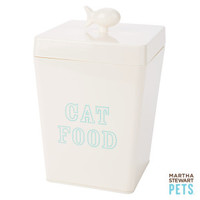 Martha Stewart Pets® Cat Food Container